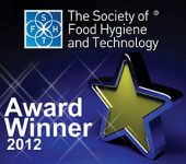 Food Hygiene and Technology Awards Winner 2012