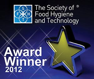 Food Hygiene and Technology Awards Winner 2012