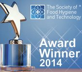 Food Hygiene and Technology Awards Winner 2014