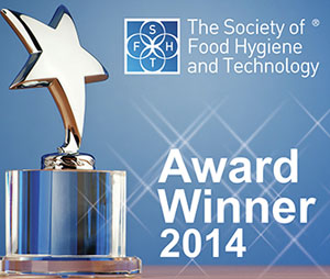 Food Hygiene and Technology Awards Winner 2014
