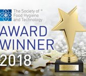 Food Hygiene & Technology Award Winner 2018